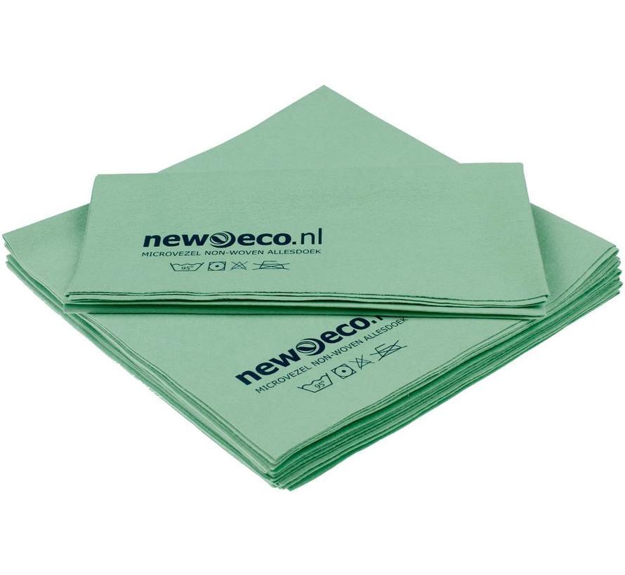 NewMicro non-woven microvezeldoeken groen