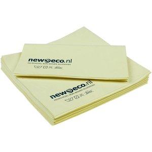 NewMicro non-woven microvezeldoeken geel