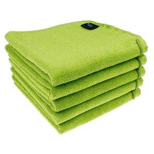 Microvezel Handdoek Groen