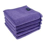 Microvezel Handdoek Paars