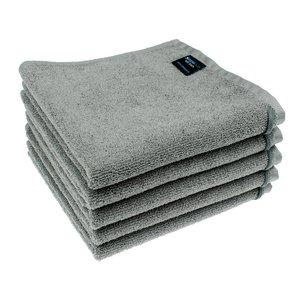Microvezel Handdoek Grijs