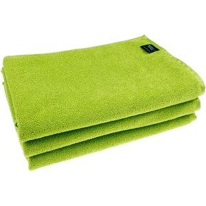 Microvezel Badhanddoek groen