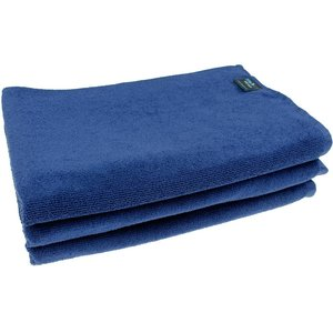 Microvezel Badhanddoek Marineblauw