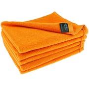 Microvezel Gastendoek Oranje 40x50 cm