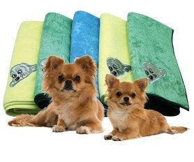 Hondenhanddoeken