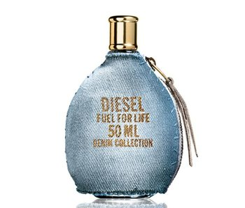 Diesel Fuel For Life Denim Femme