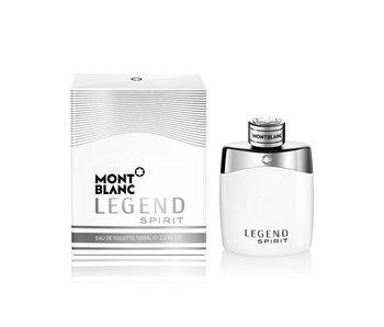 Mont Blanc Legend Spirit Pour Homme