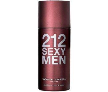 Carolina Herrera 212 Sexy Men Deo