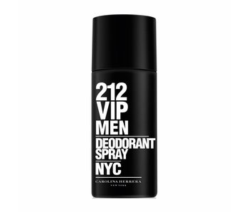 Carolina Herrera 212 VIP Men Deo