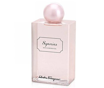 Salvator Ferragamo Signorina Shower Gel