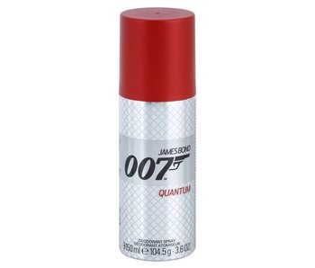 James Bond 007 Quantum Deodorant