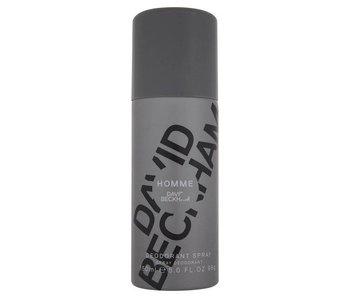 David Beckham Homme Deodorant