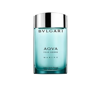 Bvlgari Aqva Marine Pour Homme Aftershave Lotion 100ml