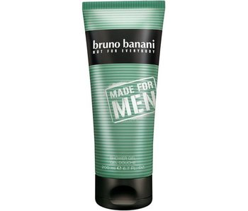 Bruno Banani Made for Men SHOWER GEL