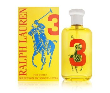 Ralph Lauren Big Pony Yellow 3
