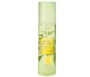 Acqua Colonia Lemon en Ginger BODY SPRAY