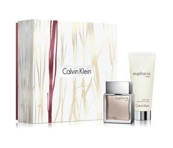 Calvin Klein Set Calvin Klein Euphoria Men Edt 50Ml + Shower Gel 100Ml