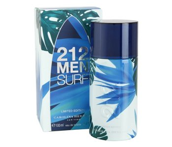 Carolina Herrera 212 Surf Toilette