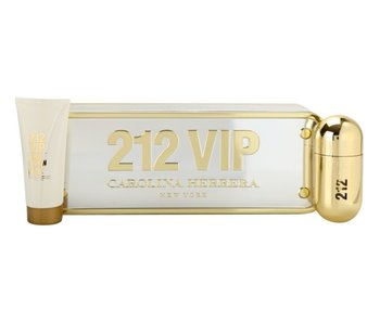 Carolina Herrera Set Carolina Herrera 212 Vip Woman Edp 80Ml + Body Lotion 100Ml