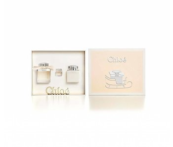 Chloe Giftset Fleur De Parfum + BODY LOTION + Parfum