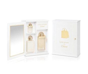 Chloe Giftset Love Story + BODY LOTION + 7,5 Parfum