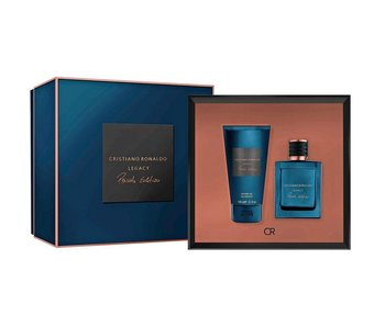Cristiano Ronaldo Giftset Legacy Private Edition EDP 50ml + SHOWER GEL 150ml Parfum