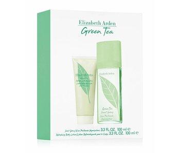 Elizabeth Arden Giftset Green Tea EDP 100ml + BODY LOTION 100ml