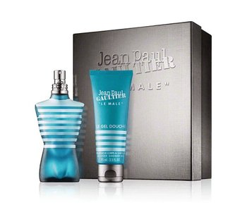 Jean Paul Gaultier Giftset Le Male EDT 75ml + SHOWER GEL 75ml