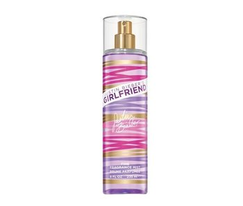 Justin Bieber Girlfriend BODY MIST 236ml
