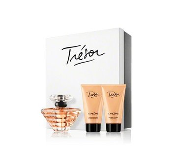 Lancôme Giftset Tresor EDP 50ml + BODY LOTION 50ml + SHOWER GEL 50ml
