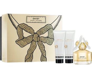 Marc Jacobs Giftset Daisy EDT 50ml + BODY LOTION 75ml + SHOWER GEL 75ml Toilette