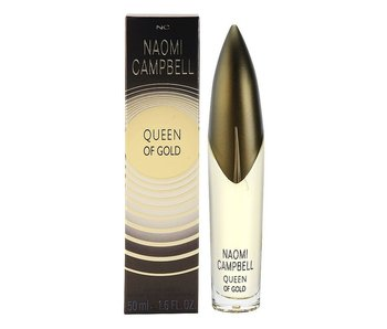 Naomi Campbell Queen of Gold Toilette