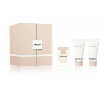 Narciso Rodriguez Giftset Narciso EDP 50ml + SHOWER CREAM 50ml + BODY LOTION 50ml