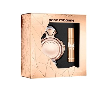Paco Rabanne Giftset Olympea EDP 50ml + EDP Travel 10ml Parfum