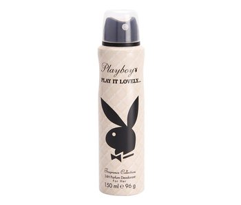 Playboy Play It Lovely For Her Deodorant