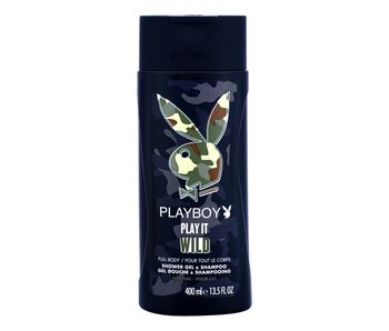 Playboy Play It Wild for Him SHOWER GEL 250ml