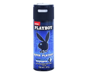 Playboy Super Playboy For Him Deodorant