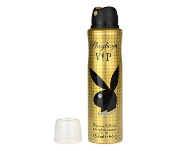 Playboy Vip For Her Deodorant
