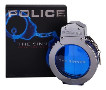 Police The Sinner Him Toilette