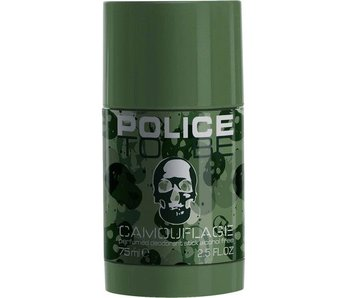 Police To Be Special Edition Camouflage Deodorant