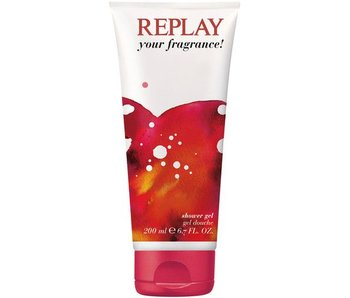 Replay your Fragrance SHOWER GEL