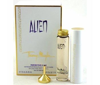 Thierry Mugler Alien refillable 7,5ml + refill Parfum