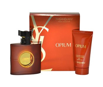 Yves Saint Laurent Opium Gift Set 50 ml and Opium 50 ml