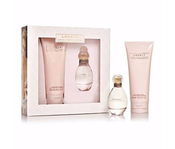 Sarah Jessica Parker Lovely Gift Set 100 ml and Lovely 200 ml
