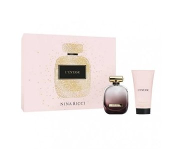 Nina Ricci L'Extase Gift Set 50 ml and L'Extase 75 ml