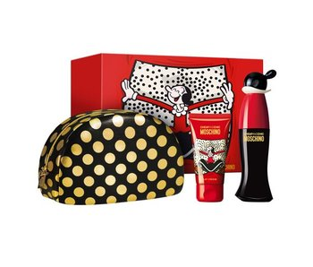 Moschino Cheap & Chic Gift Set 50 ml, 50 ml and cosmetic bag