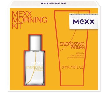 Mexx Energizing Woman Gift Set 15 ml and Energizing Woman 50 ml