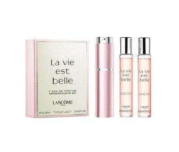Lancôme La Vie Est Belle 3 x 18 ml )