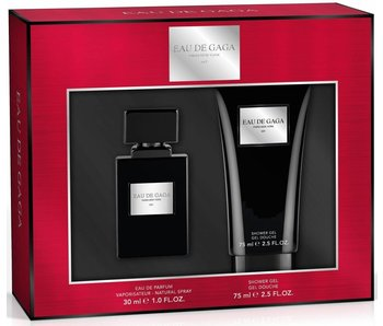 Lady Gaga Eau de Gaga 001 Gift Set 50 ml and Eau de Gaga 75 ml