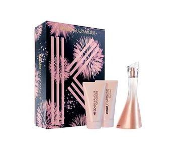 Kenzo Jeu d'Amour Gift Set 50 ml, Jeu d´Amour 50 ml and Jeu d´Amour 50 ml